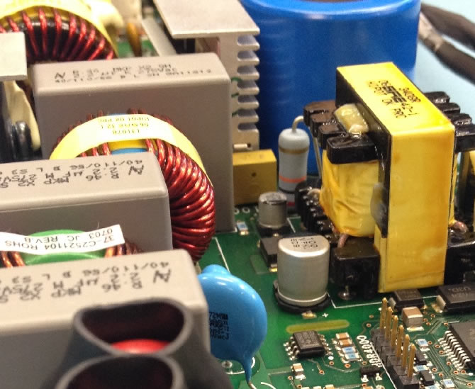 Power Supply & Component Level Repairs - Odyssey